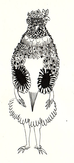 Tudor owl